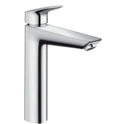 Default Category SensoDays Baterie lavoar Hansgrohe Logis 190, ventil pop-up, pentru lavoar tip bol
