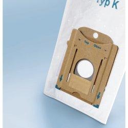 Uz casnic Set accesorii Bosch BBZ41FK MegaFilt SuperTEX, contine 4 saci + 1 micro- filtru, pentru aspiratoare BSG1, BSN1, VS01G, VS01E