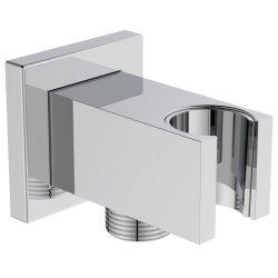 Sisteme de dus Conector FixFit Ideal Standard Ideal Rain Square cu agatatoare de dus, crom
