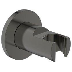 Default Category SensoDays Agatatoare de dus Ideal Standard Ideal Rain Round, gri magnetic