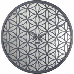 Default Category SensoDays Ceas de perete NeXtime Bella Mirror 50cm, Grey