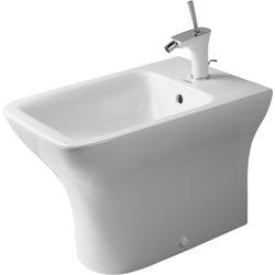Obiecte sanitare Bideu pe pardoseala Duravit PuraVida 57