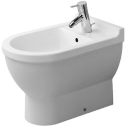 Obiecte sanitare Bideu pe pardoseala Duravit Starck 3, 56cm