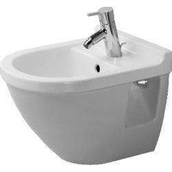Obiecte sanitare Bideu suspendat Duravit Starck 3 Compact, 47cm