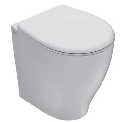 Default Category SensoDays Vas WC Globo Bowl+ 38x50cm back-to-wall, pentru rezervor ingropat