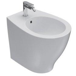 Default Category SensoDays Bideu pe pardoseala Globo Bowl+ 38x55cm back-to-wall