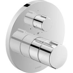 Default Category SensoDays Baterie dus termostatata Duravit B.1 montaj incastrat, necesita corp ingropat