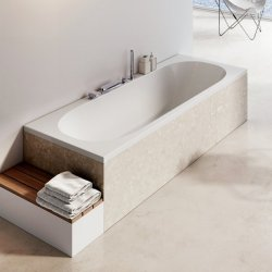 Cazi de baie simple Cada baie rectangulara Ravak City Slim 180x80cm, acril
