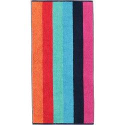 Default Category SensoDays Prosop baie Cawo Art Block Stripes 50x100cm, 12 multicolor