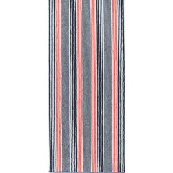Default Category SensoDays Prosop baie Cawo Maritime Stripes 70x140cm, 12 rosu