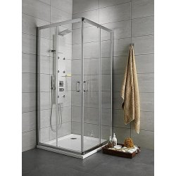 Default Category SensoDays Cabina de dus patrata Radaway Premium Plus C 80x80 cm