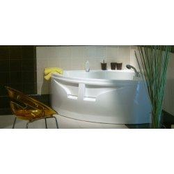 Cazi de baie simple Cada baie de colt Belform Equilibra 140x140cm, acril