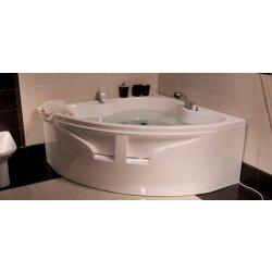 Cazi de baie simple Cada baie de colt Belform Equilibra 120x120cm, acril