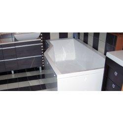Cazi de baie simple Cada baie asimetrica Belform Noa 170x90/70cm, acril, orientare dreapta