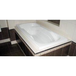 Cazi de baie simple Cada baie rectangulara Belform Bella 180x80cm, acril