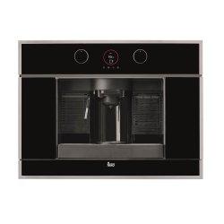 Incorporabile diverse Espressor cu capsule incorporabil Teka CLC 835 MC, 5 adaptoare capsule, pad-uri si cafea macinata, pompa 19 bari, inox anti- pata/cristal negru