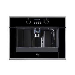 Electrocasnice mari Espressor automat incorporabil Teka CLC 855 GM pompa 15 bari, rasnita cafea, auto- curatare, inox anti-pata/cristal negru