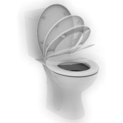 Obiecte sanitare Capac WC Vidima SevaFresh cu inchidere lenta