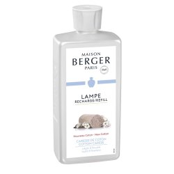 Default Category SensoDays Parfum pentru lampa catalitica Berger Caresse de Coton 500ml