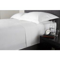 Cearceafuri de pat Cearceaf de pat Behrens 800TC, 230x265cm, alb