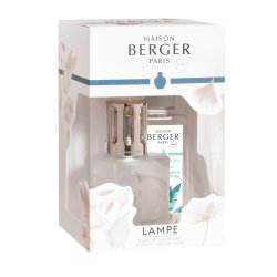 Lampi catalitice Set Berger lampa catalitica Aroma cu parfum Happy Fraicheur Aquatique