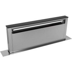 Hote Hota incorporabila in blat Bosch DDD96AM60 Serie 6, 90cm, 3 trepte + 2 Intensiv, 690 m³/h Intensive, RimVentilation, sticla neagra