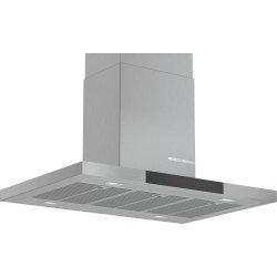 Hote Hota insula Bosch DIB97JP50 Serie 6, 90cm, design box, 3 trepte + 2 Intensiv, 718 m³/h Intensiv, inox
