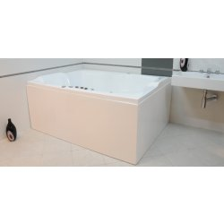 Cazi de baie simple Cada Belform Duo 168x126cm