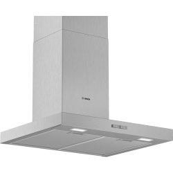 Electrocasnice mari Hota decorativa Bosch DWB66BC50 Serie 2, 60cm, design box, 3 trepte, 621 m³/h, inox