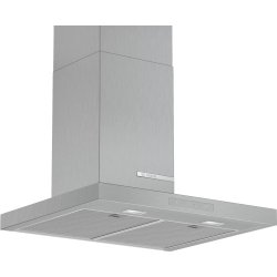 Produse Noi Hota decorativa Bosch DWB67CM50 Serie 6, 60cm, design box, 3 trepte + Intensiv, 671 m³/h Intensiv, inox