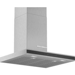 Produse Noi Hota decorativa Bosch DWB67FM50 Serie 4, 60cm, design box, 3 trepte + Intensiv, 752 m³/h Intensiv, inox