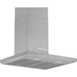 Produse Noi Hota decorativa Bosch DWB67LM50 Serie 6, 60cm, design box, 3 trepte + Intensiv, 646 m³/h Intensiv, inox