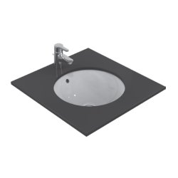 Lavoare baie Lavoar Ideal Standard Connect Sphere 48x48cm, montare sub blat