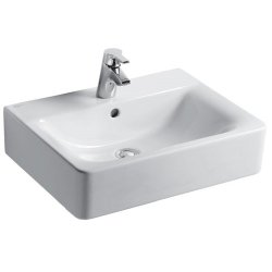 Obiecte sanitare Lavoar Ideal Standard Connect Cube 55cm