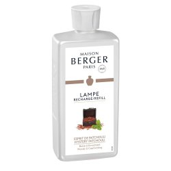 Default Category SensoDays Parfum pentru lampa catalitica Berger Esprit de Patchouli 500ml