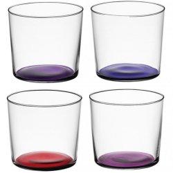 Pahare & Cupe Set 4 pahare LSA International Coro Berry Assorted 310ml