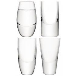 Default Category SensoDays Set 4 pahare LSA International Lulu Vodka