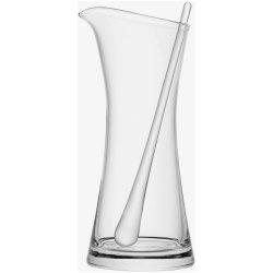 Carafa LSA International Bar Cocktail Jug & Stirrer 1.2 litri