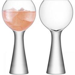 Cadouri Craciun & Decoratiuni Set 2 pahare vin LSA International Moya Balloon 550ml