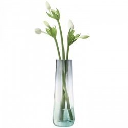 Vaze & Boluri decorative Vaza LSA International Dusk 20cm Green/Grey