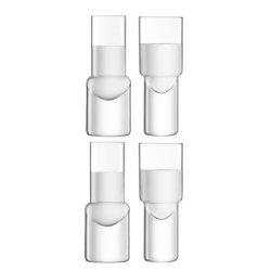 Default Category SensoDays Set 4 pahare LSA International Vodka Shot 50ml