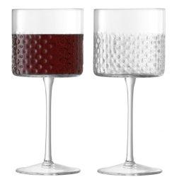 Pahare & Cupe Set 2 pahare LSA International Wicker Wine 320ml