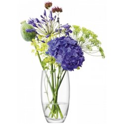 Vaze & Boluri decorative Vaza LSA International Flower Barrel Bouquet h20cm