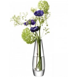 Vaze & Boluri decorative Vaza LSA International Flower Single Stem h17cm