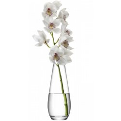 Vaze & Boluri decorative Vaza LSA International Flower Tall Stem h29cm