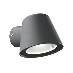 Iluminat exterior Aplica de exterior Ideal Lux Gas AP1, 1x28W, 11.5x95cm, antracit