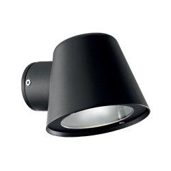 Iluminat exterior Aplica de exterior Ideal Lux Gas AP1, 1x28W, 11.5x95cm, negru