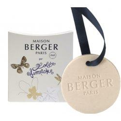 Lumanari & Parfumuri ambient Disc ceramic parfumat Berger Lolita Lempicka