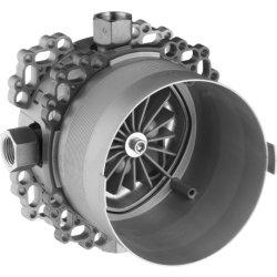 Cadre & Corpuri incastrate Corp ingropat Duravit BlueBox 3/4 pentru baterii incastrate