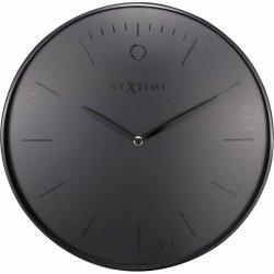Default Category SensoDays Ceas de perete NeXtime Glamour 40cm, Black